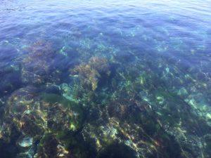 碁石海水浴場