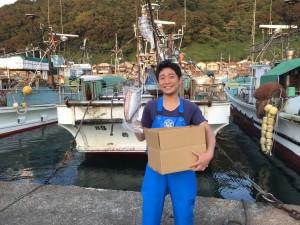 魚生産者直売