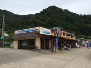 新潟笹川流れ海の家