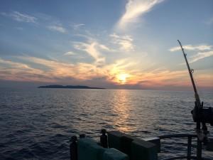 日本海一本釣り漁