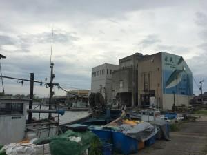 富山氷見漁港