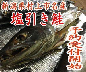 塩引き鮭通信販売