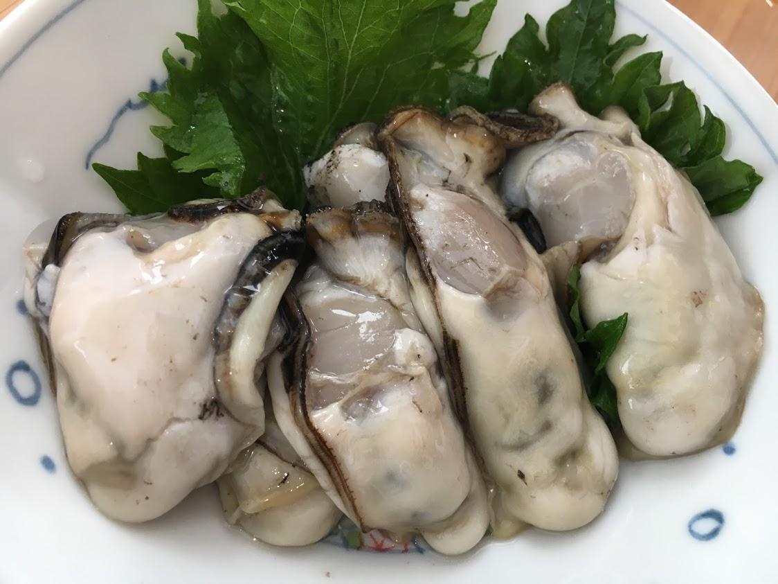 岩牡蠣食べ放題