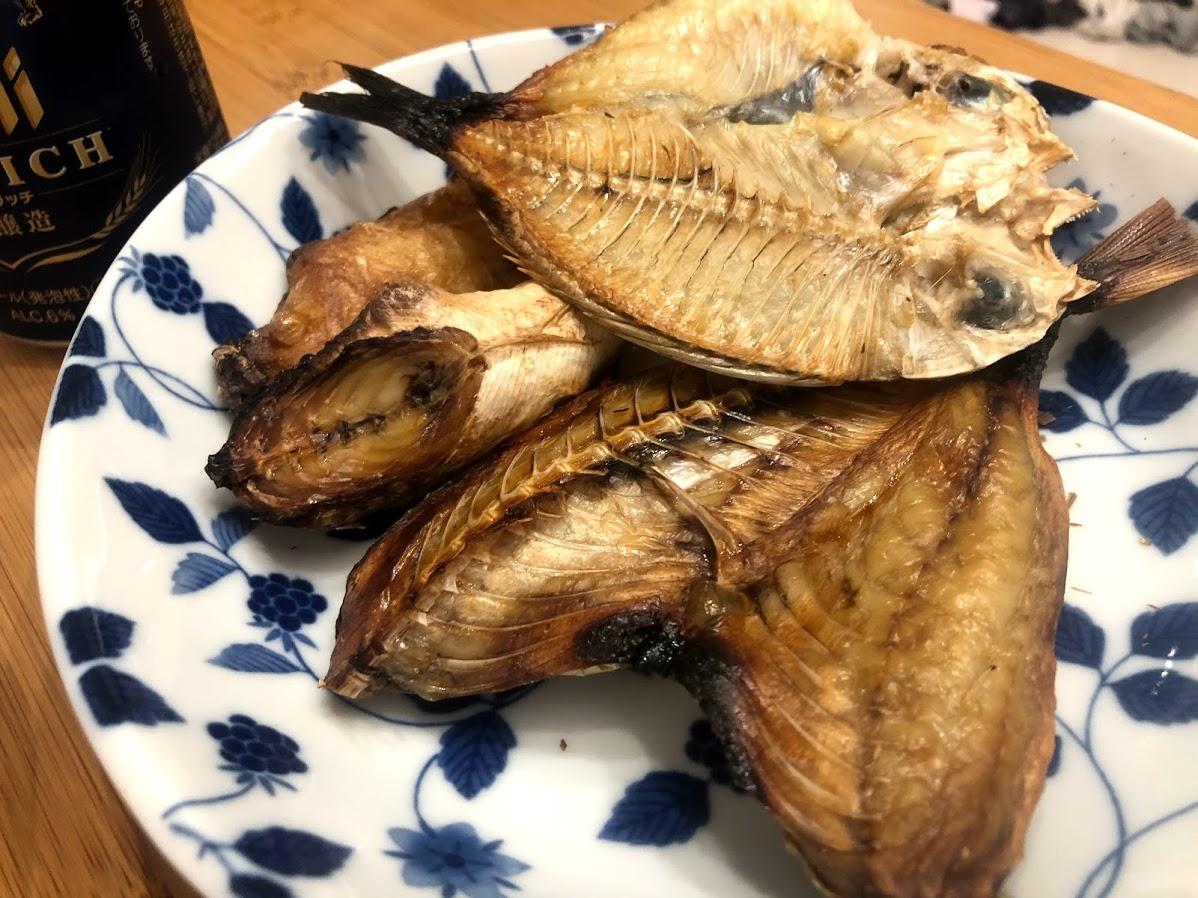 漁師直送昭和丸の地魚干物