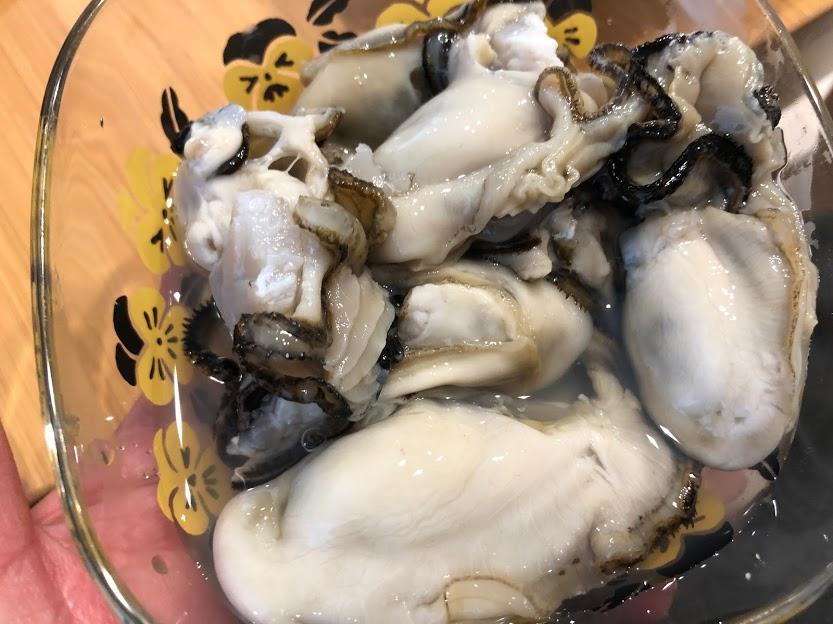 2021年の笹川流れ山北産岩牡蠣